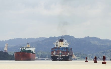 work to resume on panama canal expansion south china morning post