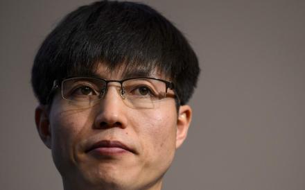 Shin Dong-hyuk may end rights campaign. Photo: AFP