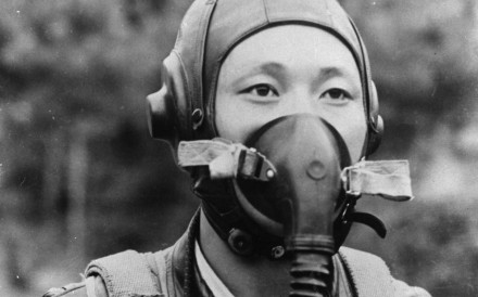 MiG-15 pilot Lieutenant No Kum-sok in 1953.