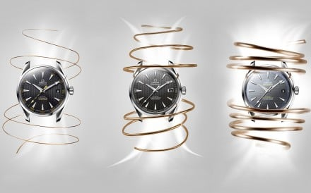 The Omega Seamaster Aqua Terra is magnetic resistant up to 15,000 gauss.