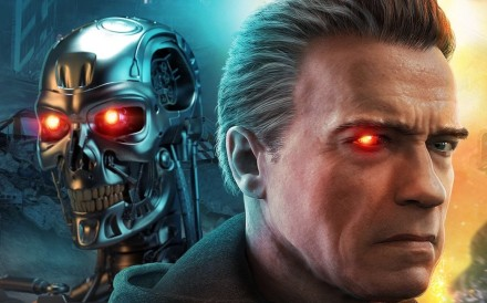 Terminator Genisys flopped in the West, but performed well in China. (Picture: South China Morning Post)