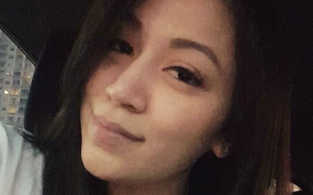 An undated selfie of Chelsea Ake-Salvacion, who was found frozen and dead last week inside a liquid nitrogen chamber used for cryotherapy treatments. Photo: AP