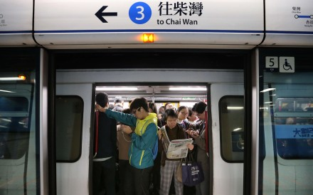 Open Sha Tin-Central rail link in stages, lawmaker says ...