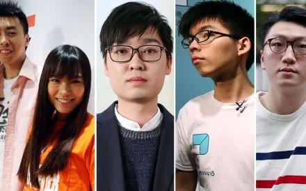 Hong Kong's young activists have shaken up the political scene. Photo: David Wong