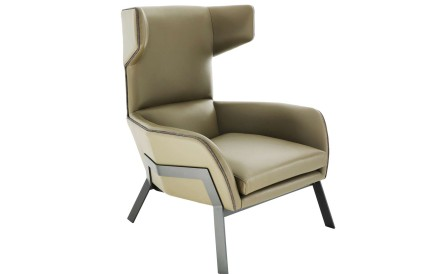 Cosy up in these wing chairs designed for draught-free comfort