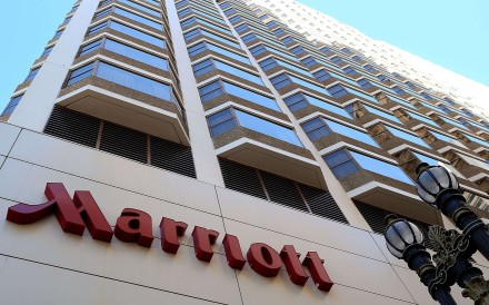 Marriott is the world's largest hotel operator after its US$13 billion takeover of Starwood, operating more than 1.1 million rooms under 30 brands in 110 countries. Photo: AFP