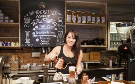 Jennifer Liu of The Coffee Academics. File photo