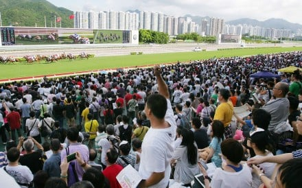 The Jockey Club will be putting on races in Sha Tin until at least 2066. Photo: Kenneth Chan