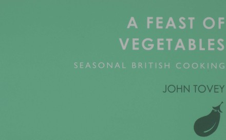 John Tovey's 1985 book A Feast of Vegetables has an old-fashioned air but its recipes are still relevant today