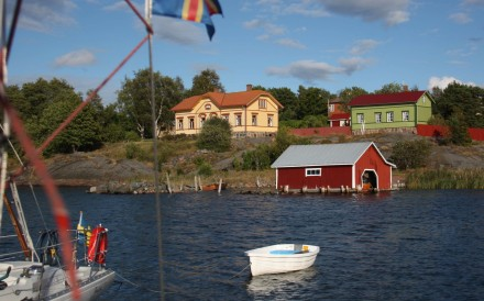 Cruising the Åland Islands between Sweden and Finland is an opportunity to get back to nature, and off the internet grid, with a few rums thrown in