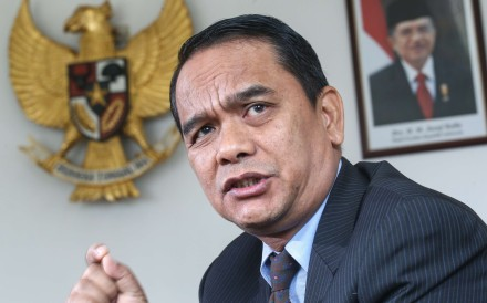 Indonesian Consul General Tri Tharyat said news of the double murder shocked him. Photo: David Wong