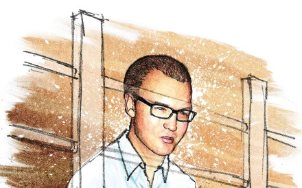Rurik Jutting was found guilty of the murder of two women on Tuesday. Image: SCMP Picture