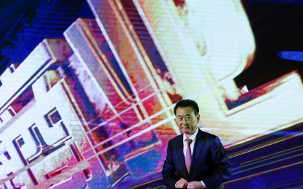 Wanda Group Chairman Wang Jianlin has built a global entertainment conglomerate with investments in film studios and cinemas. Photo: Reuters