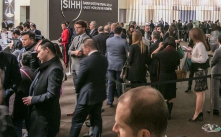 Brands competed for attention as fiercely as ever at this year's Salon International de la Haute Horlogerie in Geneva.