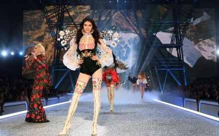The 2016 Victoria's Secret show featured a record number of Chinese angels