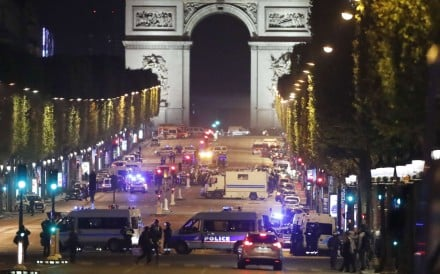 Image Result For Paris Shooting Gunman Served Years For Attempted Police