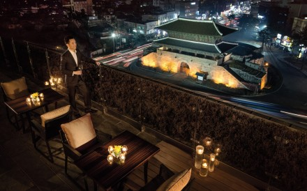 Check out these luxurious hotel suites with breathtaking views in Prague, Paris, Seoul, Singapore and New York City