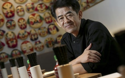 Peter Cuong Franklin was founding chef of Chom Chom and Viet Kitchen in Hong Kong. Photo: K. Y. Cheng