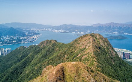 It's a steep haul to the top of one of Hong Kong's most distinctive peaks, but the views on the way up, and from the top, are worth it, and you'll feel a world away from the skyscrapers  below