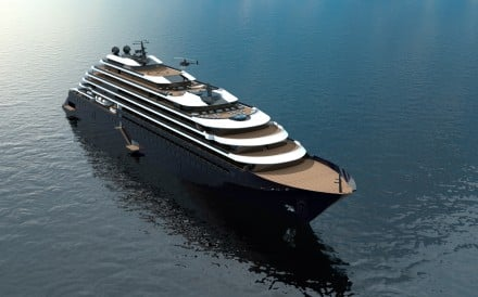 The Ritz-Carlton Yacht Collection, to be launched in the fourth quarter of 2019