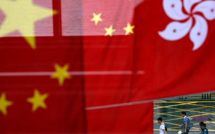 Beijing is losing its campaign to win the hearts and minds of Hong Kong people as badly as it lost the opium wars. Photo: Reuters