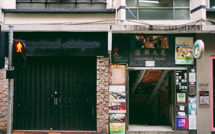 Honeychurch Antiques in Hollywood Road shut up shop in June after 50 years of trading. Photo: Hana Davis