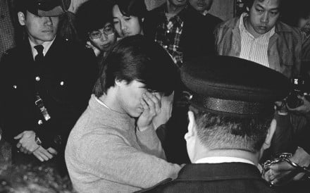 Lam Kor-wan, christened the Jars Killer, in 1983. Pictures: SCMP