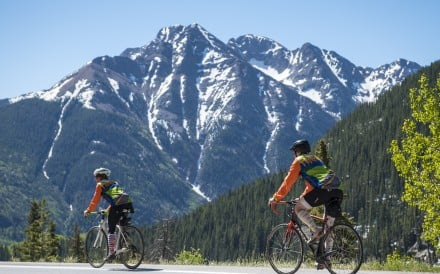 Everyone's a winner in this seven-day non-race through lush landscapes that many will recognise from Hollywood classics such as Butch Cassidy and the Sundance Kid