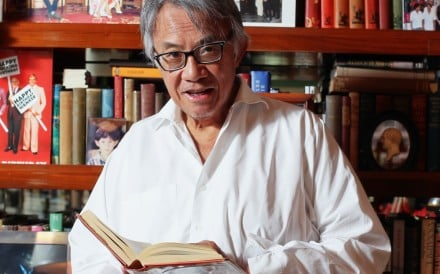 David Tang at his home in Central, in 2013. Photo: K. Y. Cheng
