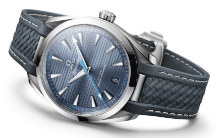 The Omega Seamaster Aqua Terra, which graced George Clooney's wrist at the Venice Film Festival.