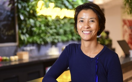 Delphine Yip-Horsfield worked on several high-profile projects in China – such as Xintiandi and Shanghai Disneytown – before joining naked Group, the sustainable hospitality company founded by her South African husband