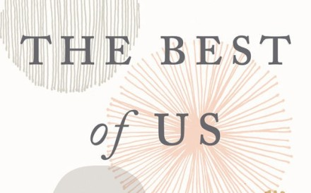 The Best of Us is the author's touching ode to her late second husband, the 'catastrophiser'