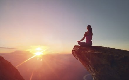 Meditation has been linked to all kinds of health benefits including stress reduction, better sleep and slower molecular ageing. Photo: Shutterstock