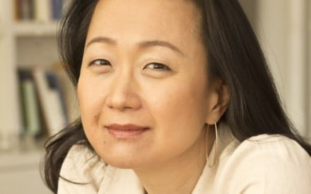 Min Jin Lee could collect a National Book Award this week for her acclaimed novel Pachinko.