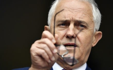Australia's Prime Minister Malcolm Turnbull vowed to stand up to China as the diplomatic row over foreign meddling heats up. Photo: AP