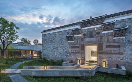 Aman Resorts' Amanyangyun property, due to open on January 8, on the southern outskirts of Shanghai, comprises salvaged Ming and Qing dynasty buildings and replanted ancient trees.