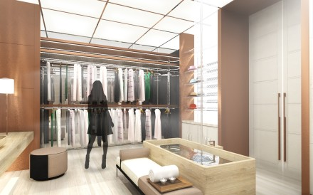 Cannot decide on what to wear? This rotating wardrobe may just be your answer
