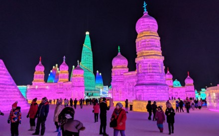 Nothing prepares the unwary visitor for what minus 30 Celsius feels like, but take the right clothes – or do some rapid shopping – and the sights at northern Chinese city's Ice and Snow World and International Snow Sculpture Art Expo are unforgettable