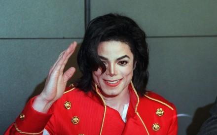 Michael Jackson. Photo: AFP