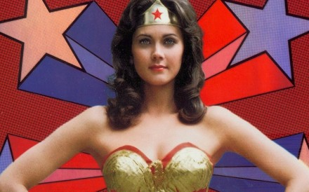 Lynda Carter as Wonder Woman in the US popular television series. Photo: SCMP