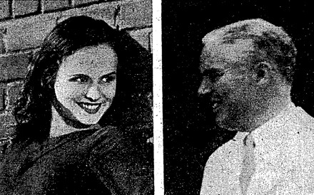 Paulette Goddard and Charlie Chaplin. Picture: SCMP