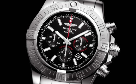 Luminox, Breitling and Oris manly man timepieces separate the men from the boys