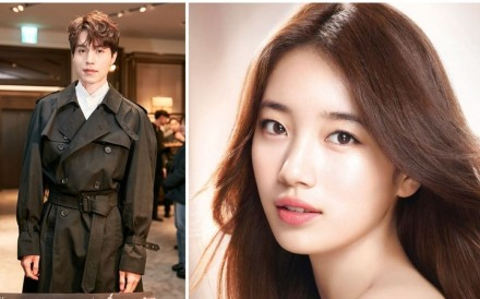 Lee Dong-wook (left) and Suzy. Photos: SCMP