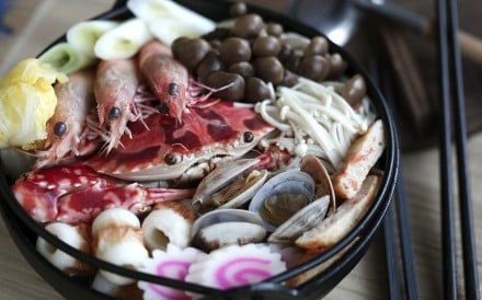 An all-season Japanese hotpot in which you can use whatever seafood and vegetables you like. Photography: Jonathan Wong. Styling: Nellie Ming Lee