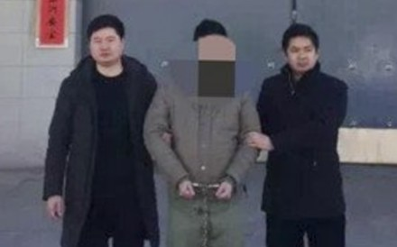 The man (centre) claimed that he worked at China's main state-owned television broadcaster and owned a property in Beijing. Photo: news.china.com