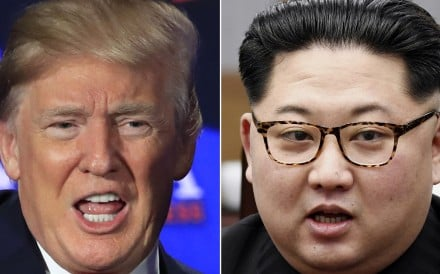 US President Donald Trump and North Korean leader Kim Jong-un are expected to meet in the third week of June. Photo: AP