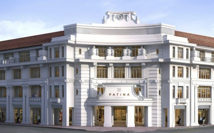 Plans for the Patina Capitol Singapore, which has become the Capitol Kempinski Hotel Singapore.