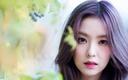 Irene is the lead singer of K-pop band Red Velvet.