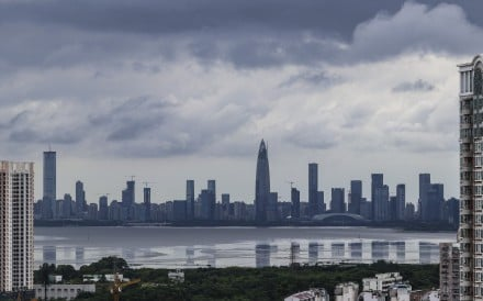 Shenzhen retained the rank of China's most competitive city for the fourth year in a row. Photo: Roy Issa