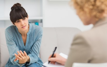 Finding the right therapist for you is crucial. What works for one person might not work for the next person. Photo: Alamy